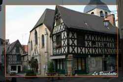 Le chateau de la bouchatte kermesses for Jardin wilson montlucon