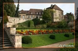 Le chateau de la bouchatte kermesses for Jardin wilson
